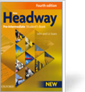 New Headway Pre-Intermediate Student's Book and iTutor Pack Fourth Edition